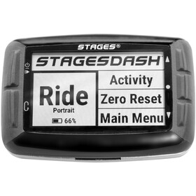 Stages Cycling Dash L10 GPS Fietscomputer, black
